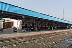 Indické vlakové nádraží