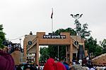 Indicko-pákistánská hranice Wagah-Attari