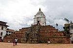 Chrám Fasidega v Bhaktapuru