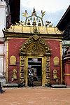 Zlatá brána Lu Dhowka