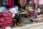 Nepál - Pouliční výroba