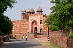 Indie, Fatehpur Sikrí - Buland Darwaza