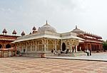 Indie, Fatehpur Sikrí - hrobka Salima Christhiho