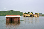 Indie - Jal Mahal u Jaipuru