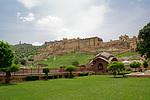 Indie - Jantarová pevnost (Amer Fort)