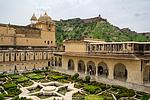 Indie - Jantarová pevnost a pevnost Jaigarh