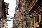 Nepál, Káthmándú, elektoinstalace