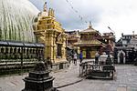 Nepál, Káthmándú, Swayambhunath
