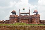 Indie - Červená pevnost v Novém Dillí