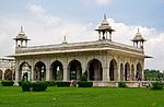 Indie - V areálu Červené pevnosti, Diwan-i-Khas
