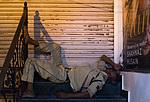 Indie - Spánek v Hauz Khas