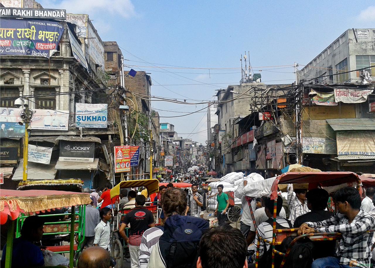 Online seznamky v Dillí