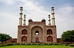 Indie - Akbarova hrobka v Sikadře