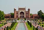 Indie - Brána k Taj Mahalu