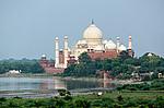 Indie - Taj Mahal z Agra Fort