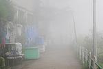 Indie - mlha v Shimle 2