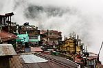Indie - pohled na Shimlu