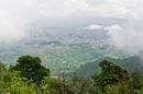 Výhled z blízkosti Champa Devi