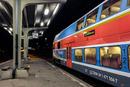 Cesta vlakem do Prahy