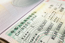 Čínské vízum