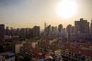 Výhled na Šanghaj