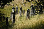 Beckov - starý židovský hřbitov