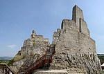 Beckov - hrad Beckov