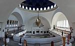 Trenčín - interiér židovské synagogy