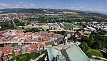 Trenčín - panorama Trenčína