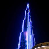 Slavné seznamky v Dubaji